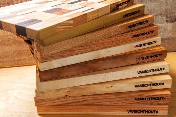 Wonderbaar Team workshop snijplank maken | VANECHTHOUT.nl KQ-52